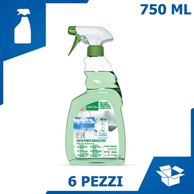 SGRASSATORE GREEN POWER (6 PZ x 750 ML)