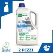 DETERGENTE GREEN POWER PIATTI (2 PZ x 5 KG)
